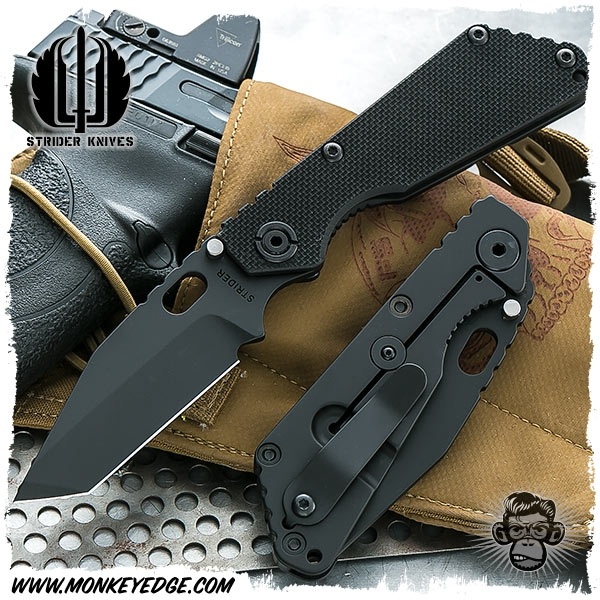 Monkey Edge Strider Knives Folder Sng Standard 3 4