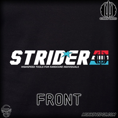 Strider Knives Shirt: Commando