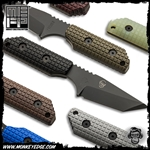 Grips: Strider Fixed Blades (Small) - Monkey Edge FRAG Pattern