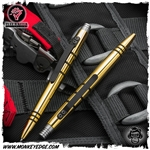 Tuff Writer Mini Click - Brass Polished