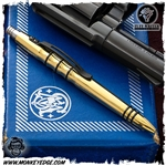 Tuff Writer Pens Precision Press Series - Brass Polished