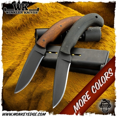 Winkler Knives II Fixed Blade: Contingency