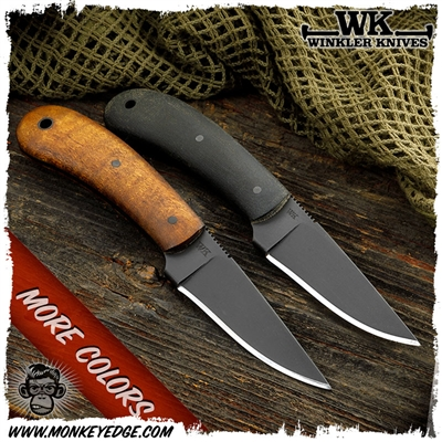 Winkler Knives II Fixed Blade: SD-2