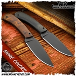Winkler Knives II Fixed Blade: Woodsman