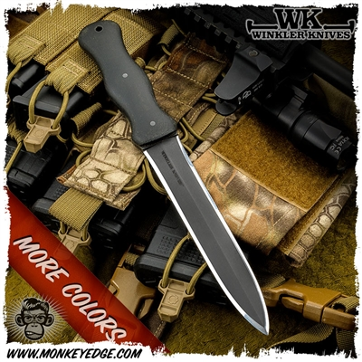 Winkler Knives II Fixed Blade: NSW Dagger