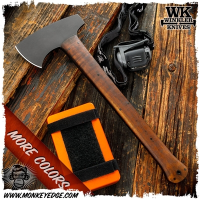 Winkler Knives II Axe: Camp Axe
