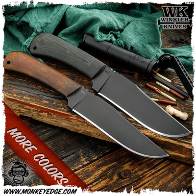Winkler Knives II Fixed Blade: Field Knife