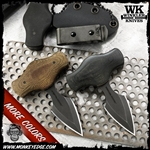 Winkler Knives II Fixed Blade: Push Dagger