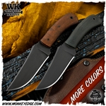 Winkler Knives II Fixed Blade: Blue Ridge Hunter