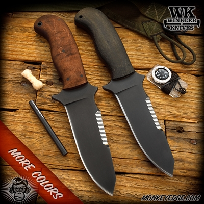 Winkler Knives Fixed: Utility Knife