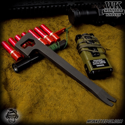 Winkler Knives: Air Force Emergency Response Tool (AR-ERT)