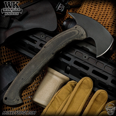 Winkler Knives Axe: RnD Sub-Compact