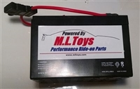 12 Volt Extended Run Time Battery