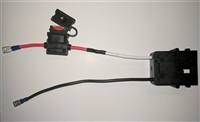 Wire Harness for 12v Battery