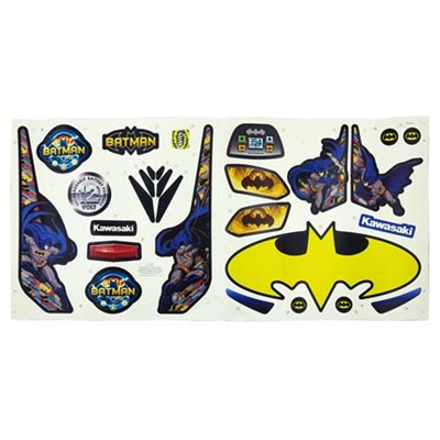 KFX Quad Batman Stickers