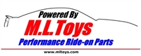 M.L.Toys Performance Bumper Sticker