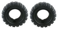 J4394-2529 x2 Tires/Wheels - Jeep Hurricane and some F-150
