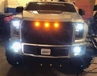 Ford Raptor Grill Marker Lights