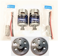 Stage II Kid Trax Motors w/ Steel First Gears