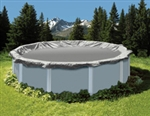 PoolTux Above Ground Pool Winter Cover 33' Round