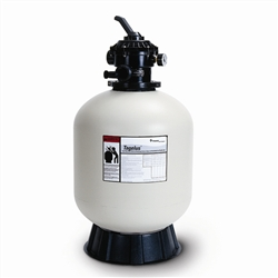 Pentair Tagelus Fiberglass Sand Pool Filter TA50D