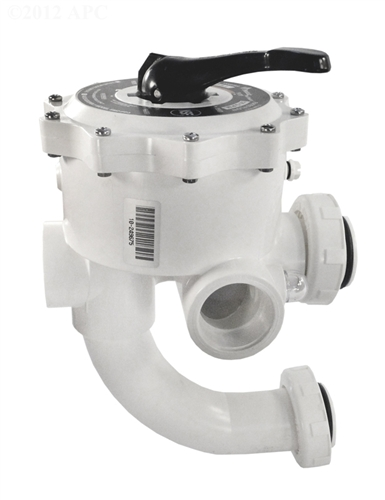 Pentair 261055 Multiport Threaded Valve Swimming Pool