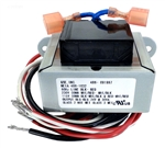 Pentair 471360 Dual Voltage Transformer with Circuit Breaker