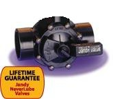 "Jandy Neverlube 2-Port Valve 1.5"" 4724"