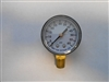 Pool Filter Pressure Gauge Bottom Mount