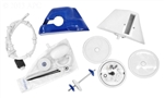 Polaris 180 Pool Cleaner Factory Rebuild Kit A47
