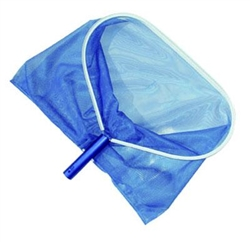 Pool Net Leaf Rake Metal Handle