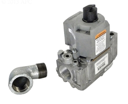 Zodiac Laars R0386600 Natural Gas Gas Valve for LT Series Heater