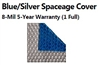 Midwest 18 x 36 Rectangular Spaceage Solar Cover