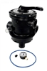 Hayward SP0714T Vari-Flo Valve for Top Mount Sand Filters