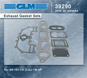 Mercruiser Exhaust Gasket Set 27-35898A4