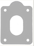 Chrysler End Cap Gasket (Blocked) 18-0472