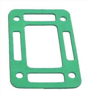 Mercruiser, OMC, Volvo Penta , Crusader , Pleasurecraft , Chriscraft Exhaust Elbow Gasket 01-0107