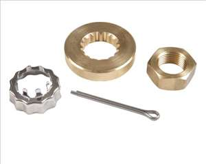 Johnson Evinrude OMC Cobra & Stringer Prop Nut Kit W O Thrust Washer 175266