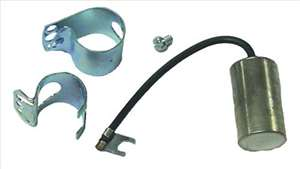 Mercruiser , OMC ,  Volvo Penta , Chrysler, Chriscraft , Crusader , Pleasurecraft Condenser 391-5092 , 391-898253001 , 382136 , 835308-8