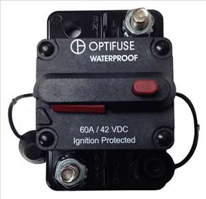 High Amp Circuit Breaker