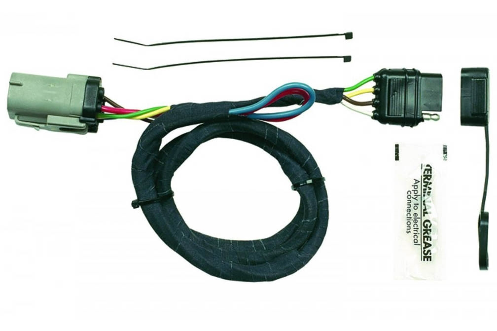 Hopkins 9901 Ford F250 F350 Wiring Kit 40155 Fayette Trailers Llc. Hopkins 9901 Ford F250 F350 Wiring Kit. Ford. 01 Ford Trailer Plug Wiring At Scoala.co