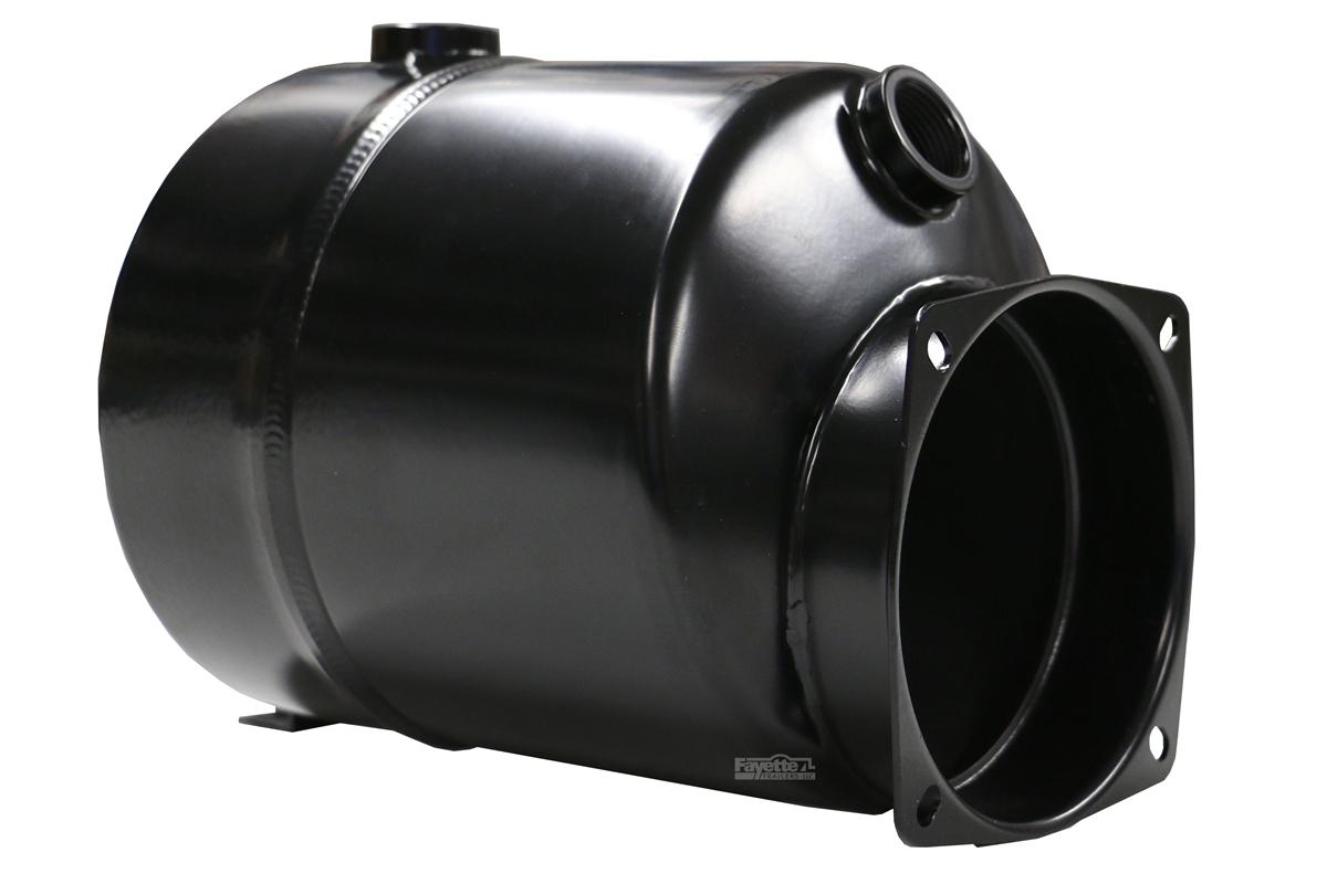 KTI 4 Quart Steel Hydraulic Reservoir tank