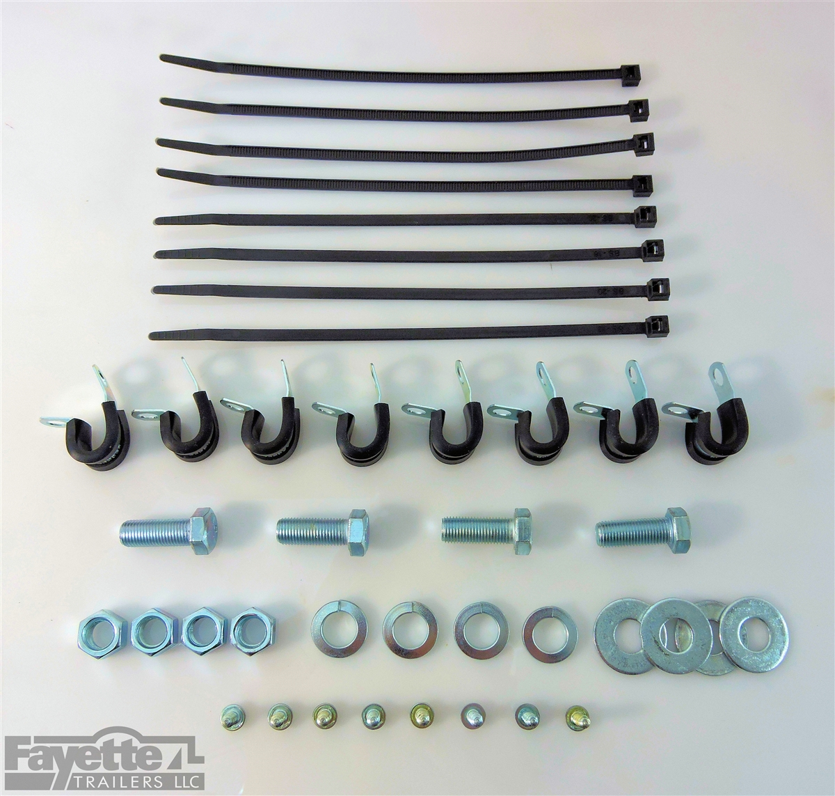Trailer Air to Hydraulic Drum Brake Conversion Kit 1,000 PSI ...