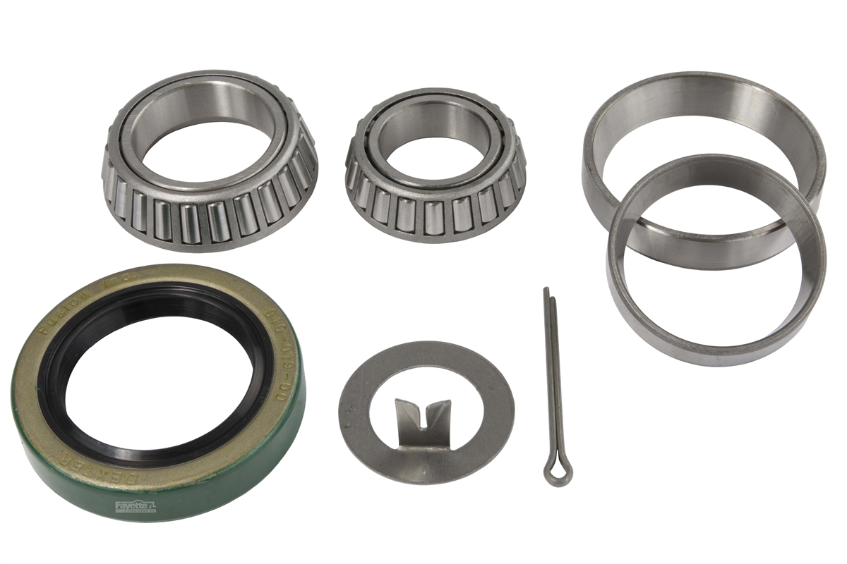 Dexter 3,500 lb Axle Complete Bearing Kit