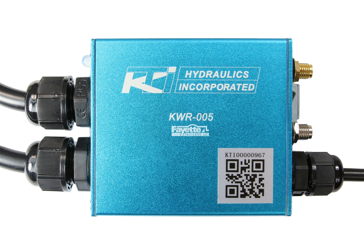 KTI Hydraulics KWR-005 Bluetooth Wireless Remote Controller ...