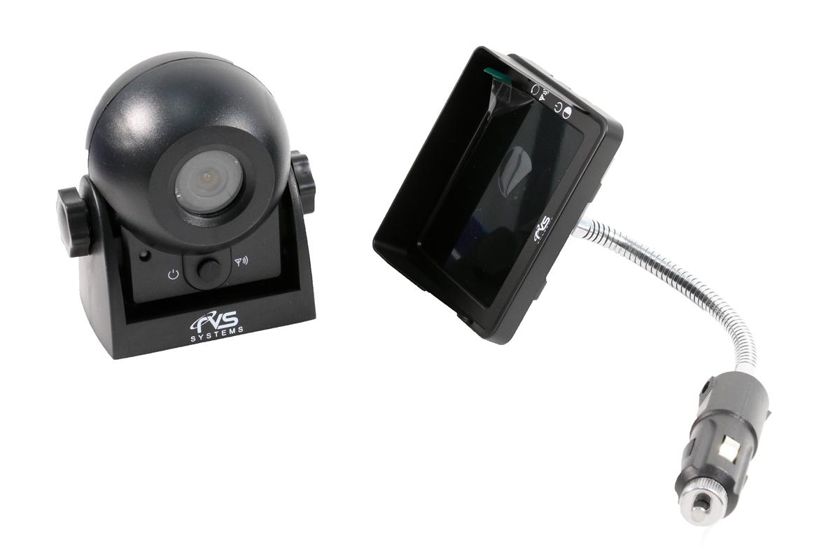 Backup Camera System >> Rvs Wireless Backup Camera System