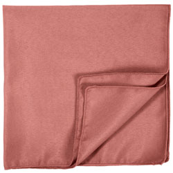 "10"" X 10"" Square Polyester Cocktail Napkins - 1 Dozen/Packet"