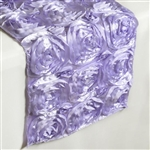 Grandiose Rosette Table Runners – Lavender