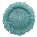 "13"" Chargeit by Jay Reef Turquoise Charger Plate Set of 12"