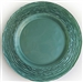 "13"" Chargeit by Jay Round Arizona Blue Glass Charger Plate - Set of 12"